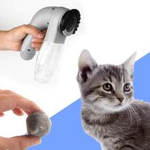 Electric Dog Pet Hair Fur Massage Grooming Clipper Trimmer Scissor Remover(China)