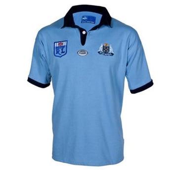 1985 NSW синий ретро Джерси регби Джерси спортивный S-5XL