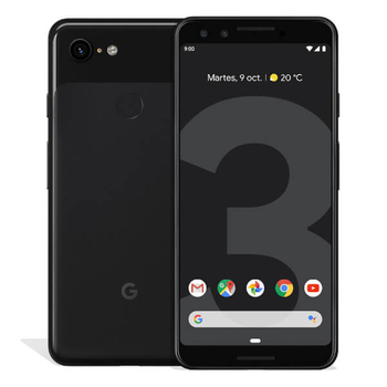 Перейти на Алиэкспресс и купить Google Pixel 3 4 ГБ/128 ГБ Черный G013A