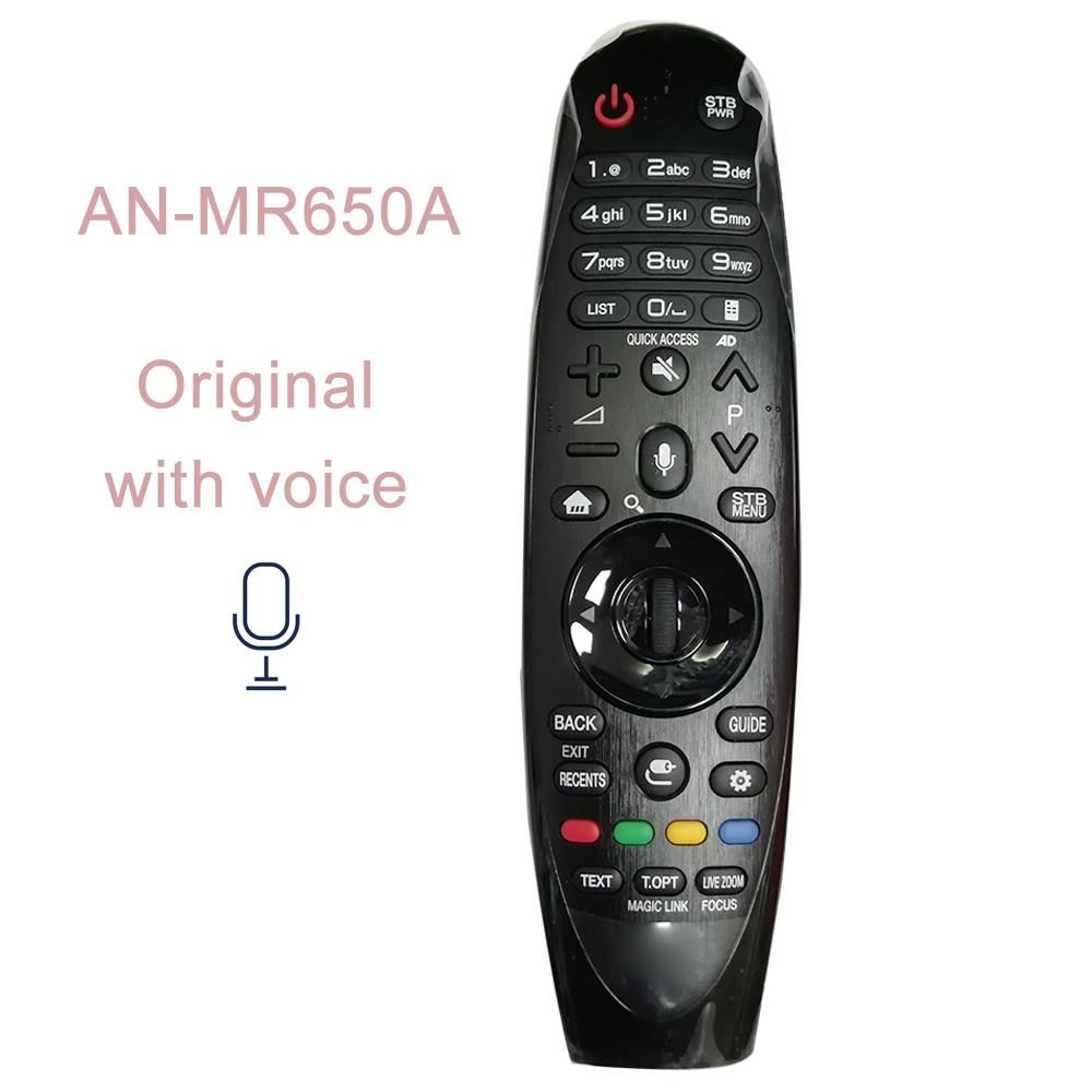 Новые оригинальные AN-MR650A AKB75075301 tele Управление для LG Magic Remote Управление для MAM63935971 Mandos distancia