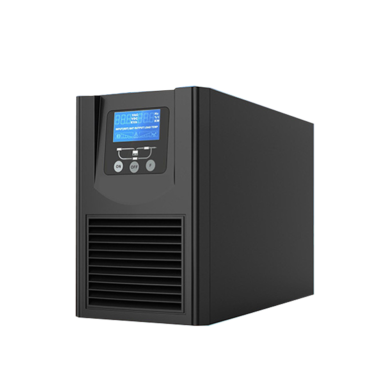1KVA Off Mode Charging Computer On-Line Long Time Backup UPS single phase image