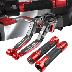 Motorcycle Adjustable Brake Clutch Lever Handlebar Grip For HONDA CBR900RR CBR900 CBR 900 RR 1993 1994 1995 1996 1997 1998 1999