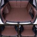 Автомобильные коврики на багажник для Toyota Corolla RAV4 Mark X Crown Verso FJ Cruiser yaris L 6D ковровое напольное покрытие для стайлинга автомобилей