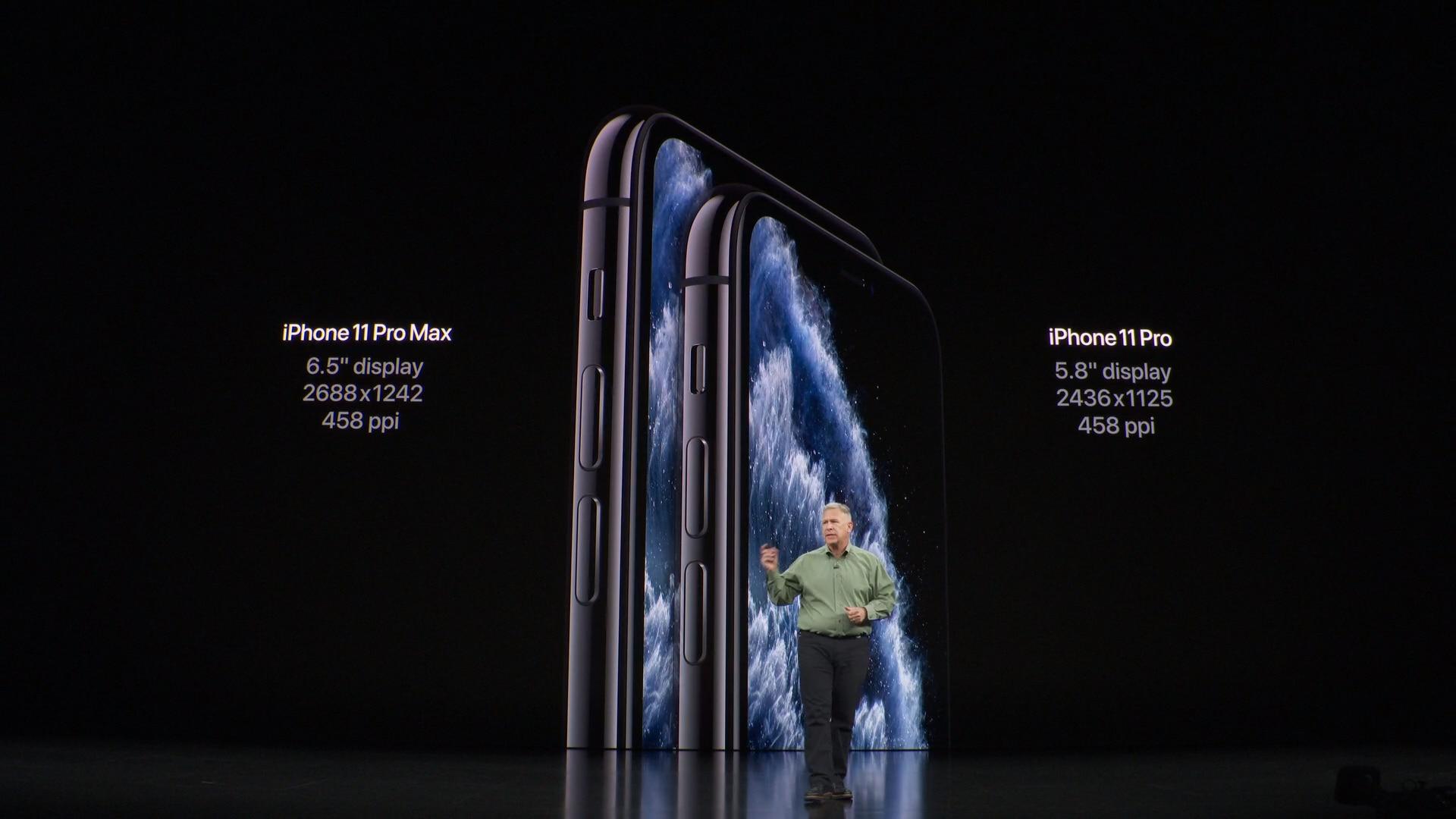 不止三摄黑科技 iPhone 11 系列介绍