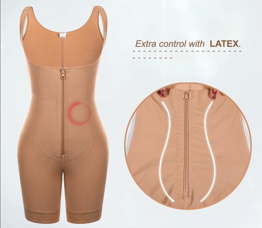 Body Shaper Waist Trainer Tummy Control Slimming Shapewear
