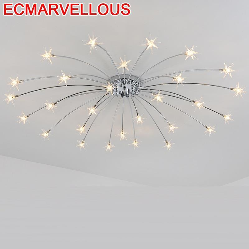 Sufitowa Moderne Deckenleuchte Plafond Lamp For Living Room Lampen Modern Lampara Techo Plafonnier Plafondlamp Ceiling Light