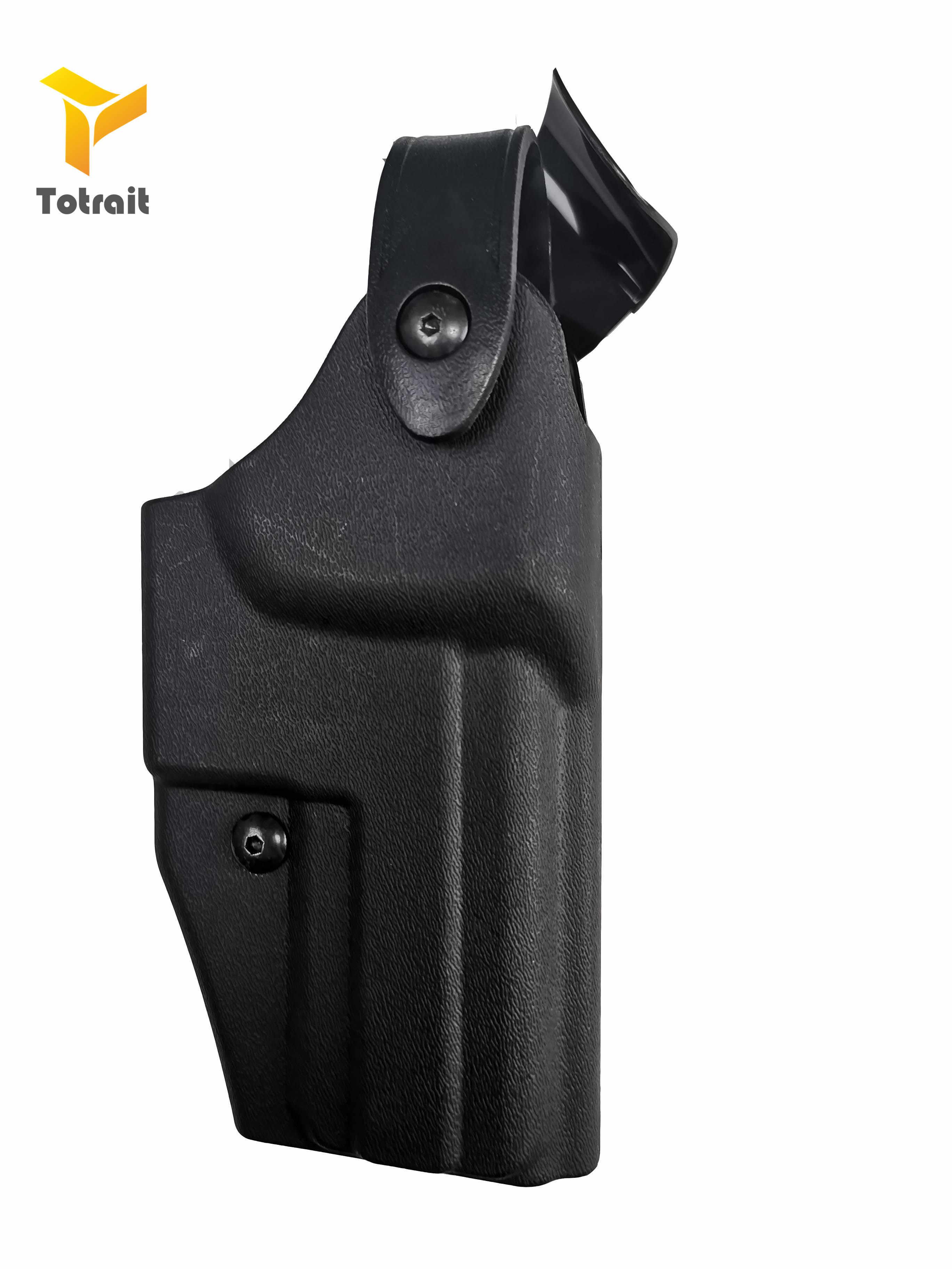 Rapido di Goccia Tattica HK USP Compact Pistola della Pistola della custodia per Armi Military Gun Leg Holster Airsoft di Caccia di Tiro Pistola Trasporta la Cassa