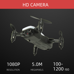 Image 2 - PEGI Mini RC Drone with Camera HD 1080P FPV Wifi Remote Control Professional Quadcopter Pocket Selfie Drones Toy Gift for Kids