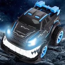 Kuulee Kids Rc Cars Toys Cute Shark Stun