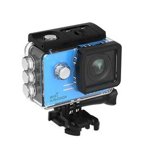 Image 2 - Originele Sjcam SJ5000X Elite Gyro Sport Actie Camera Wifi 4K 24fps 2K 30fps Duiken 30M Waterdichte NTK96660 sj Cam 5000 Auto Dv