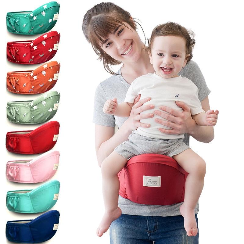 Baby Carrier Waist Stool Walkers Baby Sling Hold Waist Belt Backpack Hipseat Belt Kids Infant Toddler Hip Seat