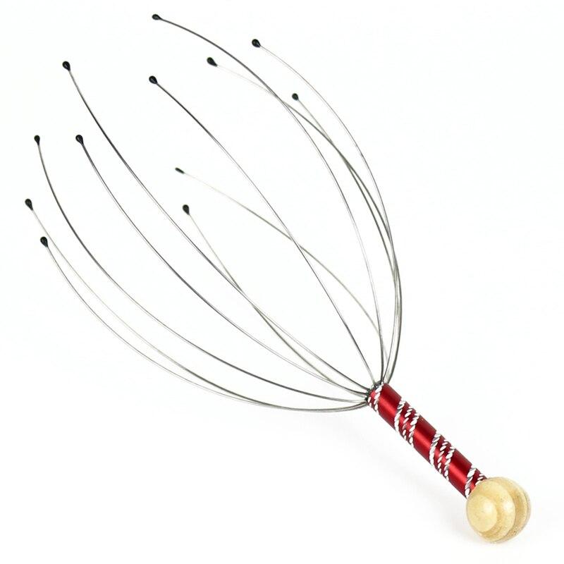מכשיר עיסוי ראש לעיסוי קרקפת נעים Pottycluno 3