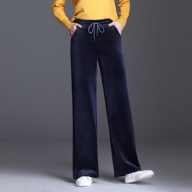 Causal Loose Wide Leg Pants 5