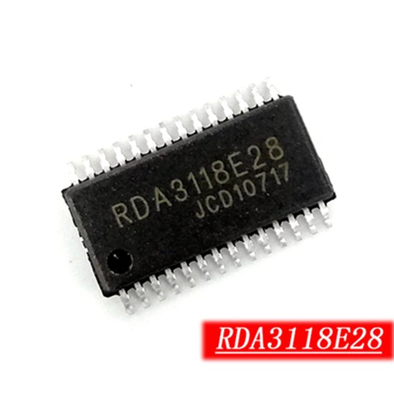 1pcs 100% New RDA3118E28 RDA3118 Sop-28 Chipset