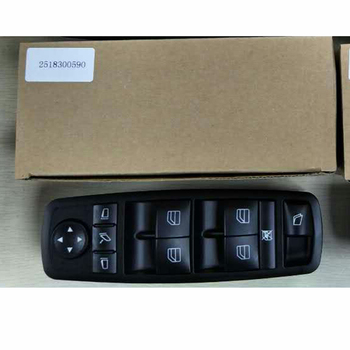 car accessories  Power Master Window Switch Driver Side For Mercedes-Benz GL350 GL450 C250 C300 C350 W204 OEM A2518300590
