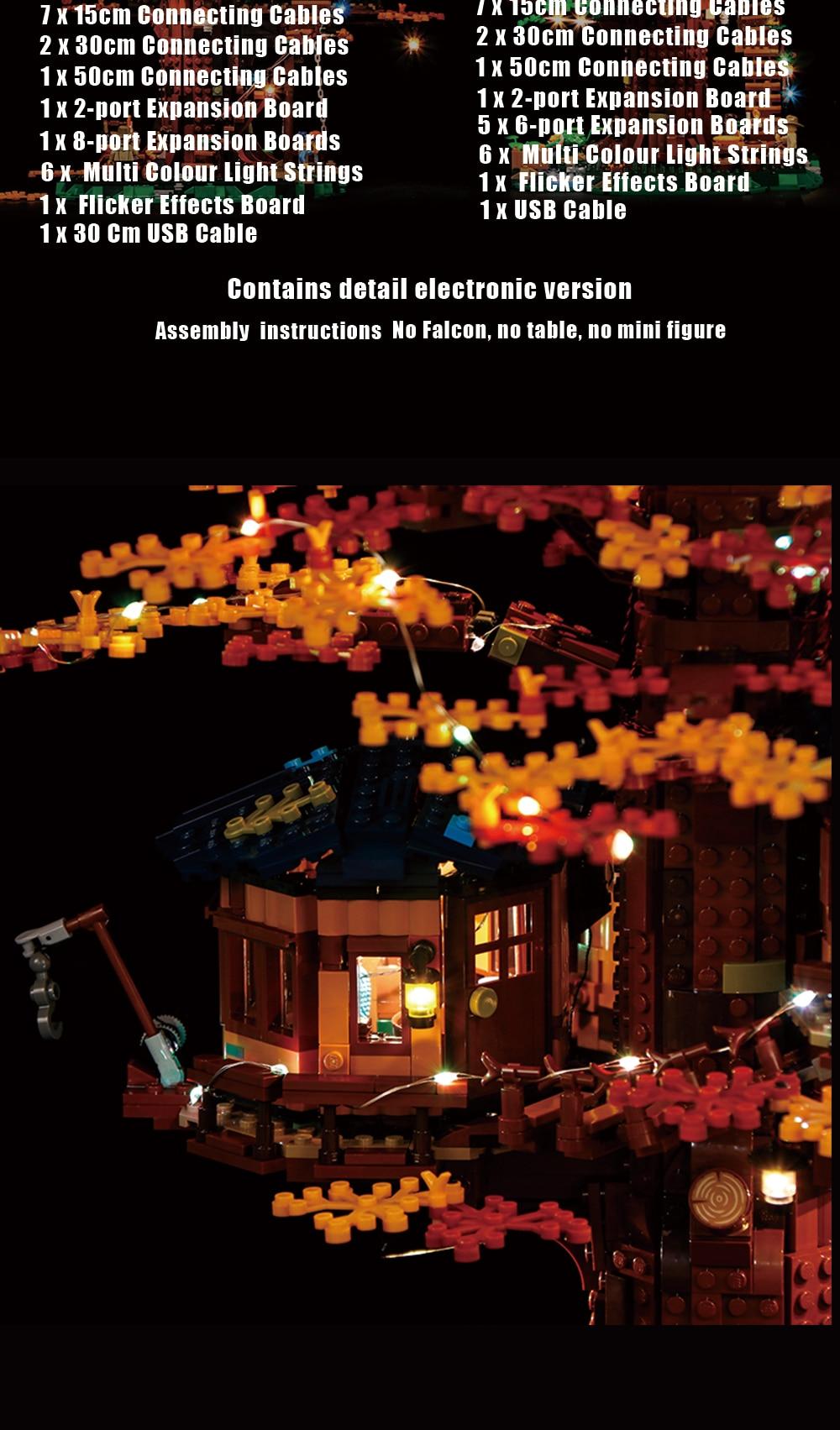 Lego 21318 Treehouse (7)