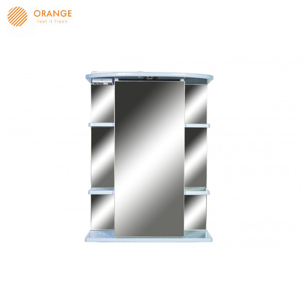 Bathroom Cabinets ORANGE Kl-55ZS Furniture Home Bathrooms Cabinet Pedestal Pedestals Mirror O-mebel