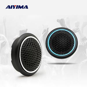 AIYIMA 2 шт. 1,5 дюймов аудио мини автомобильный динамик s 4 Ом 180 Вт профессиональный авто громкий динамик Звук Музыка Hifi тройной динамик