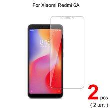 Для Xiaomi Redmi 6A Premium 2.5D 0,26 мм закаленное стекло Защита для экрана для Xiaomi Redmi 6A защитное стекло