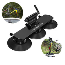 Bicycle-Carrier Roof-Holder Suction-Cups Bike Mountain-Road-Bike-Accessory Trunk Quick