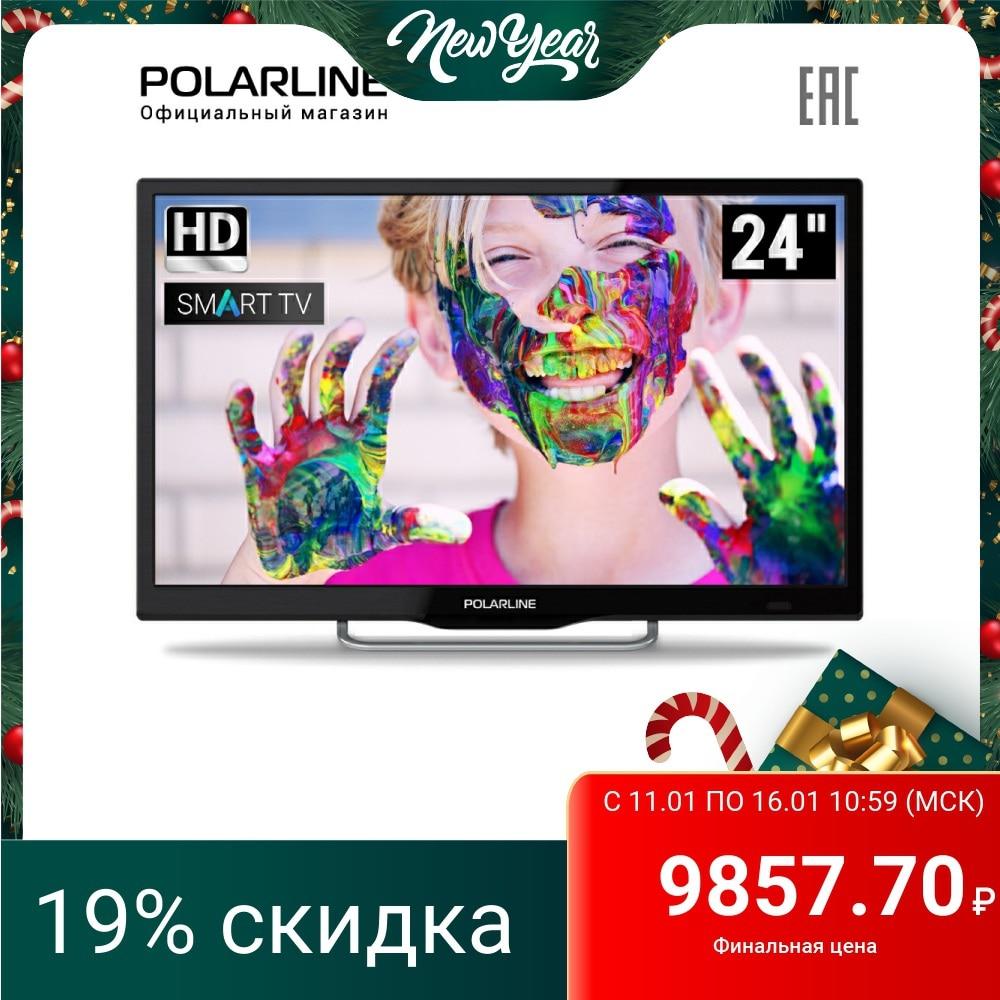 "Телевизор 24"" POLARLINE 24PL51TC-SM HD SmartTV"