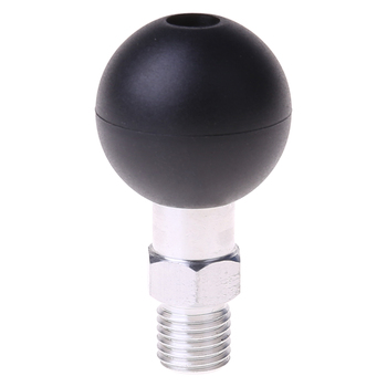 1Inch Ball Base M10 X 1.25 Male Thread Mount | Motorcycle Motorbike For Ram Moun N0HC - discount item  21% OFF Camera & Photo