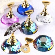 1 набор инструментов для ногтей поддержка кристаллическая основа