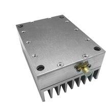 DTMB Digital TV RF Linear Amplifier RF Power Amplifier 50-1100MHz Class A 4W 36DBm with Heatsink digital transmission rf microwave broadband high frequency high linear power amplifier 30 1200mhz 0 2w