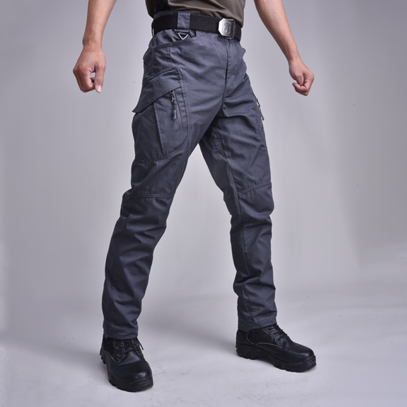 Tactical Pants Men Summer Casual Army Military Style Trousers Mens Cargo Pants Combat Hunt Quick Dry Trousers Male Bottom S-3XL