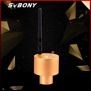 Image 1 - Svtony Webcam intelligente 1.25 pouces, WIFI 2.0mp, CMOS, USB numérique, astronomie monoculaire, objectif oculaire