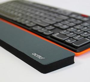 45cm Lange Neopren Laptop PC tastatur Schüssel halter Maus hand Handgelenk Rest