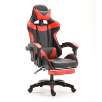 Hot WCG Gaming Chairs for Game Computer Chairs Adjustable Lifting up Gaming Chair High Quality Leather