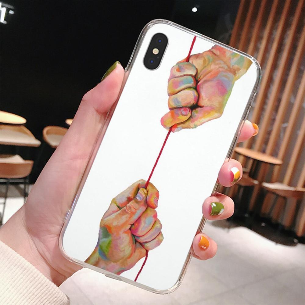 Reayou Fresco Michelangelo การสร้าง TPU โทรศัพท์สำหรับ iPhone 11 Pro XS สูงสุด 8 7 6 6S PLUS X 5 5S SE XR ฝาครอบ