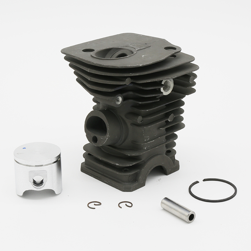 40mm & 42mm Cylinder Piston Fit For Husqvarna 340 340E 340EPA 345 345E 345 EPA Chainsaw Engine Motor Parts PN 503870005