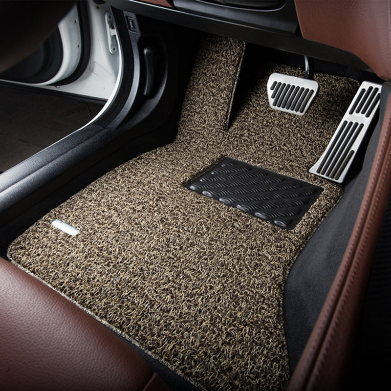 Dedicated Durable Wire Loop Mats Car Floor Carpets for Lexus ES300H ES200 <font><b>RX200</b></font> RX450 NX200 ES/NX/RX/IS/IX/CT/LS/GX/GS/LC Coil image