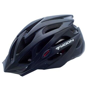 MOON-Casco ultraligero para Ciclismo, en molde, S/M/L/XL