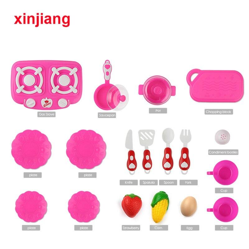utensilios de mesa pratos mini brinquedos 05