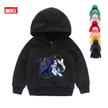 2019 Boys How To Train Your Dragon Toothless Cartoon Hoodies Sweatshirts Kids and Girls Black