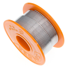 Rosin-Core Lead Solder for Diy 1mm Tin-Wire Melt 45FT 63/37-Flux