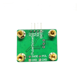 Image 2 - max30102 module Heart rate sensor module heartbeat pulse oximetry computer direct reading Blood oxygen concentration test