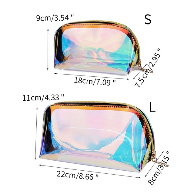 Kawaii Bright Cosmetic Case