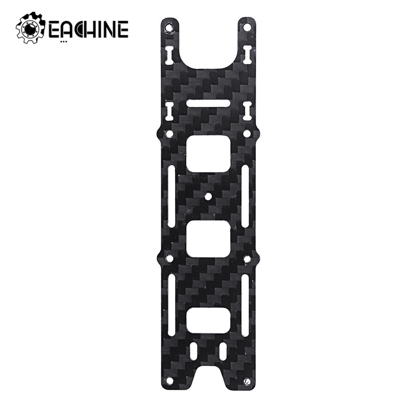 Eachine Wizard X140HV 140mm FPV Racing Drone Frame Spare Part 1.5mm Upper Board Plate