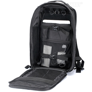 Image 4 - 2020 NITECORE BP25 Outdoor Multi purpose Backpack 25L Wearproof 1000D Nylon ToolBag lightweight 4Side MOLLE System Free Shipping