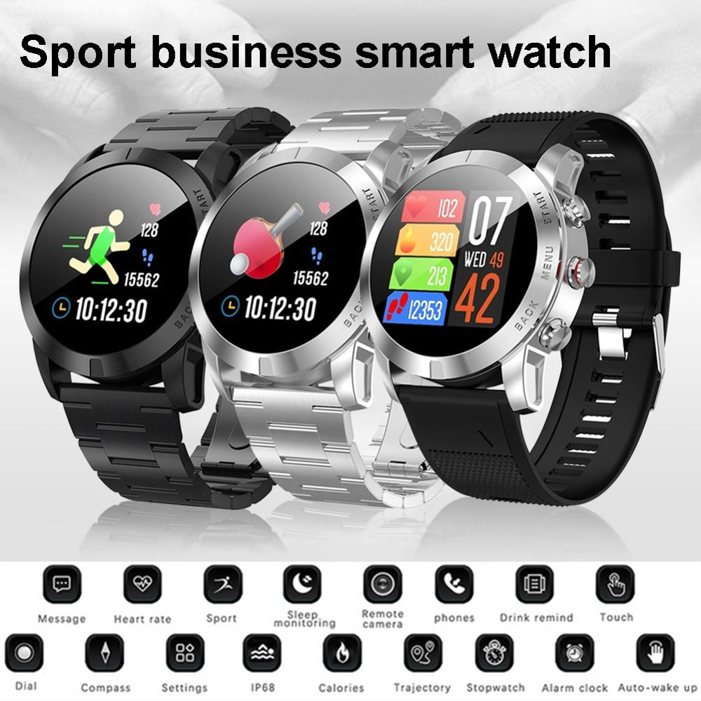 S10 plus Full touch Smart Watch Men Women Sports Clock Heart Rate Monitor Smartwatch for IOS Android phone