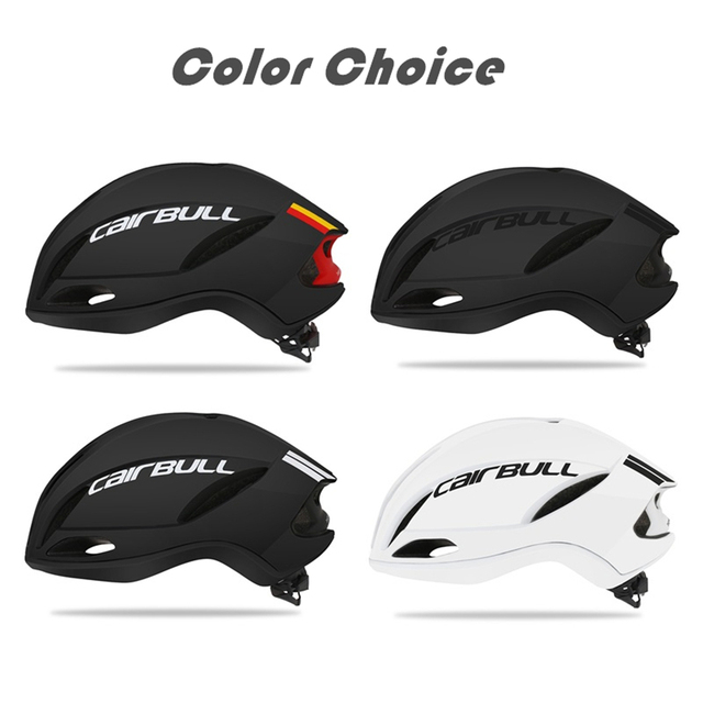 Alta qualidade ciclismo capacetes cairbull aerodinâmica velocidade de corrida da bicicleta estrada capacete pneumático esportes capacete da bicicleta casco ciclismo 6