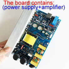 1KW AMP 1000W Amplifier IRS2092 Mono Channel Class D High Power Digital Amplifier With Switch Power Supply H210