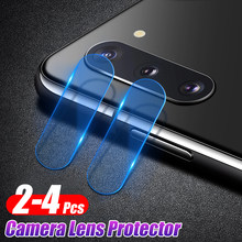 2-4Pcs Lens Protector Glass For Samsung Galaxy S8 S9 S10 Plus S10e Tempered Glass For Note 8 9 10 Plus Camera Protective Film(China)