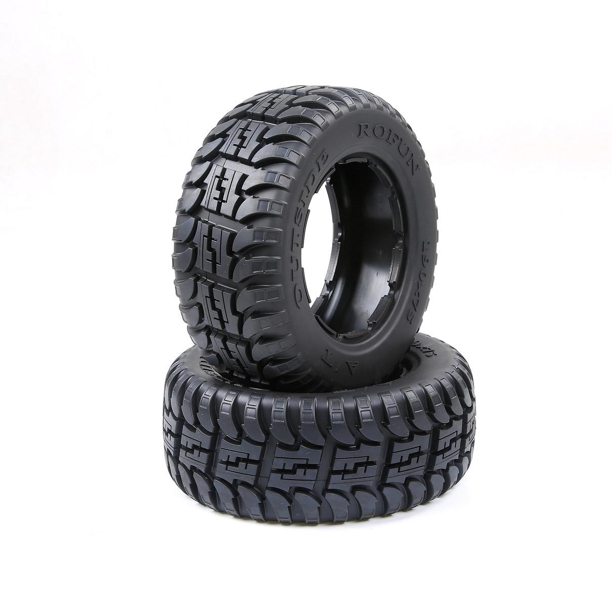 Details about  /All-terrain Front Tire Skin 190 65mm Fit 1//5 HPI ROFUN BAHA RV KM BAJA 5T 5SC