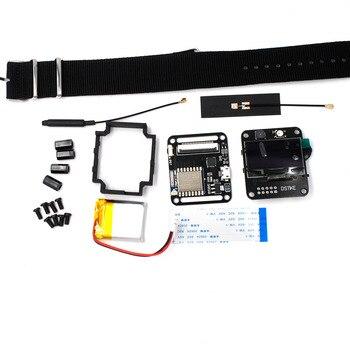 Dstike Wifi Deauther Polsband | Wearable ESP8266 Development Board | Smart Horloge Devkit | Arduino Nodemcu ESP32 Iot