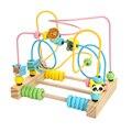 Детские игрушки Монтессори Обучающие деревянные игрушки Обучающие игрушки математические счетные головоломки Обучающие Игрушки для ранн...